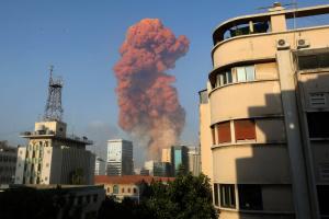 Вибухи у Бейруті забрали життя 73 осіб, поранених понад 3700 – МОЗ Лівану