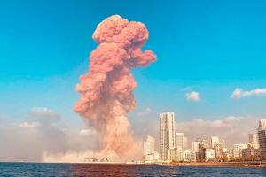Прем'єр Лівану пообіцяв розкрити подробиці про склад у порту, де стався вибух