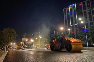 У Києві завершується капітальний ремонт проспекту Любомира Гузара