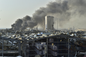 Громадян України не було на борту суден, які прибули в Бейрут з українських портів - МЗС