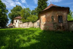 Фотопутешествие: дворец-крепость графов Телеки