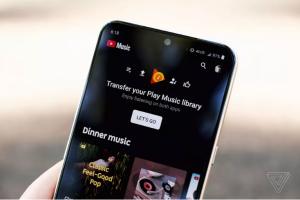 YouTube Music замінить Google Play Music до кінця року