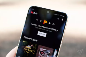 YouTube Music заменит Google Play Music до конца года