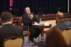 """Загрозлива тенденція: голова ВРП заявляє про """"кадровий голод"""" у судах"""