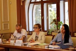 Буславець обговорила з інвесторами проєкт будівництва водневого заводу