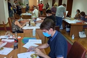 ЦИК приняла более 15 тысяч представлений по кандидатурам в состав избирательных комиссий