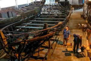 У Музеї судноплавства на Хортиці знову проводять екскурсії