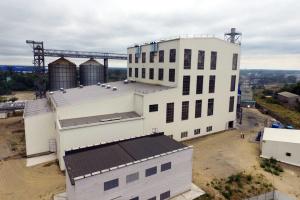В Україні запрацювала найбільша ТЕС на біомасі