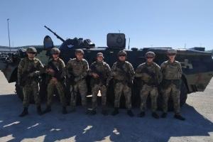 Українські десантники поїхали на Saber Junction до Німеччини