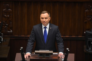 Дуда: Белорусское общество заслуживает на честные выборы