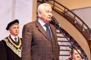 Vitold Fokine rejoint la délégation ukrainienne à Minsk