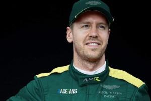 """""""Формула-1"""": Феттель подписал контракт с Aston Martin"""