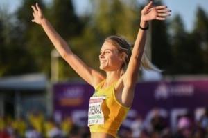 Левченко претендує на звання найкращої легкоатлетки Європи у липні