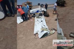 У Єгипті розбився легкомоторний літак, є загиблі