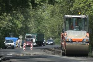 На Черниговщине впервые за 50 лет ремонтируют дорогу Нежин - Прилуки