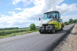 На Чернігівщині вперше за 50 років ремонтують дорогу Ніжин – Прилуки