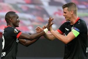 Лига Европы: «Байер» и «Севилья» вышли в четвертьфинал