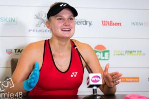 Ястремська: Щаслива вийти до чвертьфіналу після паузи у тенісному турі
