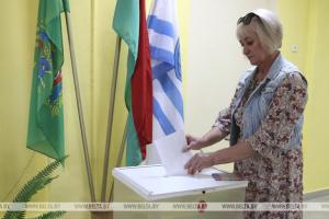 Явка на виборах у Білорусі за три дні - 22,5%, спостерігачі фіксують багато порушень