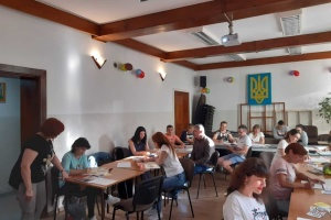 Об'єднання українців у Польщі організувало курси польської мови для українських мігрантів