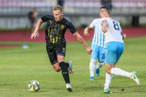 Первая лига: «Ингулец» сыграл вничью с «Рухом»