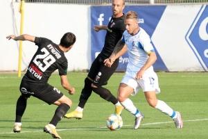 «Динамо» победило «Верес» в первом матче под руководством Луческу