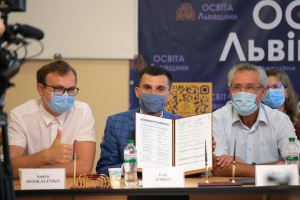 У Львові започаткували Міжнародний медичний кластер для боротьби з COVID-19