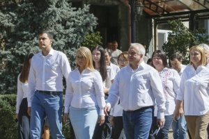 """""""Батькивщина"""" будет выдвигать на местные выборы 40 тысяч кандидатов"""
