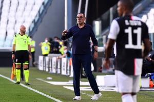 «Ювентус» уволил главного тренера Сарри