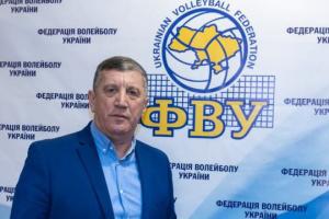 Михайла Мельника переобрали президентом Федерації волейболу України