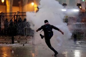 У Бейруті демонстранти намагалися прорватися до парламенту