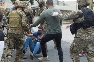 Власти при помощи армии очистили центр Бейрута от митингующих — СМИ