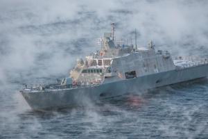 Флот США ввел в строй новый боевой корабль