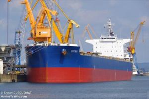 У порт Південний зайшов грецький корабель — половина екіпажу хвора на COVID-19