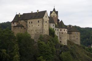 Чеські замки в липні відвідали рекордні 1,3 мільйона туристів