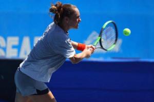 Украинка Бондаренко стартует в квалификации турнира WTA в США
