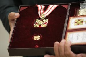 Лучших медиков Украины наградили орденом и медалями святого Пантелеймона