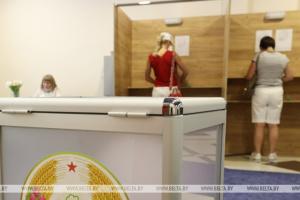 Несколько избирательных участков в Минске продолжают работать и после 20.00
