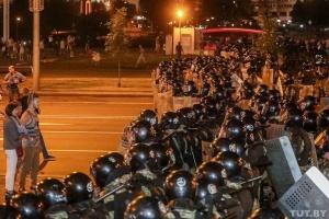 У Білорусі кількість затриманих зросла до 200, серед них є журналісти