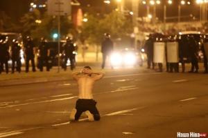 Протести в Білорусі: СК порушив справи проти мітингувальників