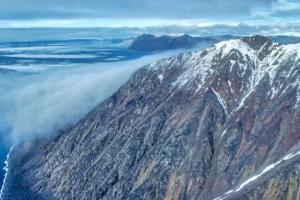 NASA показало снимки исчезнувших ледников Арктики