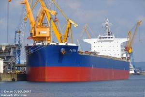 В Україні госпіталізували 11 моряків з COVID-19, які прибули на грецькому судні