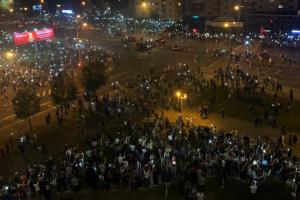 США закликають владу Білорусі поважати право народу на мирний протест