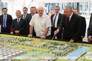 Лукашенко зробив першу заяву після виборів