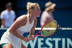 Украинка Костюк вышла в основную сетку турнира WTA в Праге