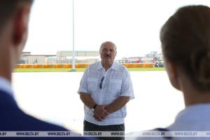 Лукашенко - об акциях протеста: Страну разорвать мы не позволим