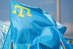 В Харькове возле генконсульства РФ активисты требовали освободить крымского заключенного Приходько