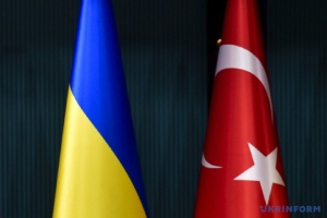 Ukraine wants to develop defense cooperation with Turkey