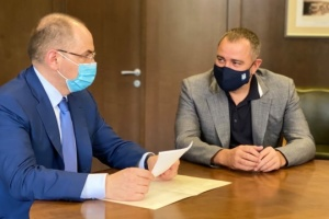 Президент УАФ Павелко заразився коронавірусом