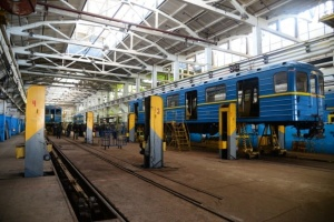 У столичній підземці влітку відремонтували 100 вагонів